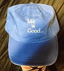 Life is Good - Choose Life Hat  -  Cat No: LGHT02  -  Click To Order  -  ID: 25
